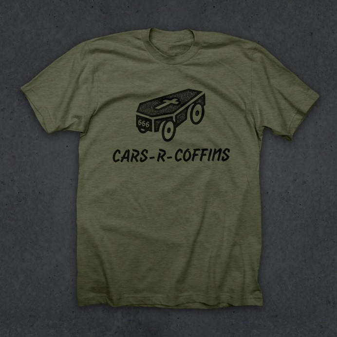 CRC T (MILITARY GREEN)