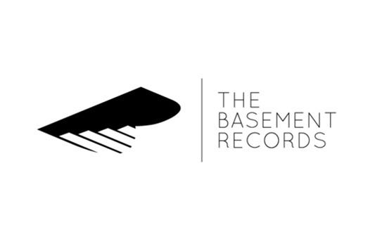 The Basement Records Logo Design #logo #design