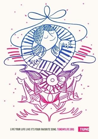 RINZEN . Tune #rinzen #illustration
