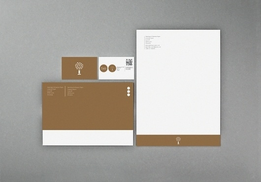 Supin Identity on the Behance Network #identity #stationary