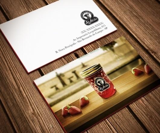 Saint Luigi   Sucos & Geléias #logo #identidade #card #grunge