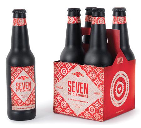 Seven of Diamonds #beer