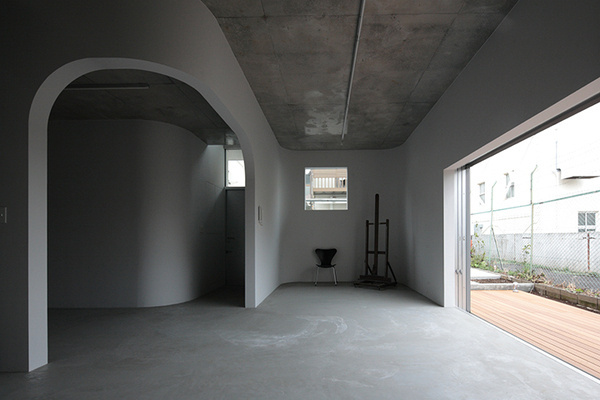 Frill by Komada Architects #modern #design #minimalism #minimal #leibal #minimalist
