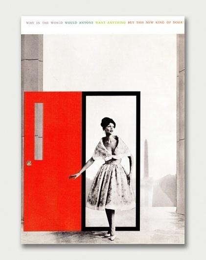 Minimalism and Modernism » Swank Advertising / Aqua-Velvet #modernism #advertisement #photography #minimalism