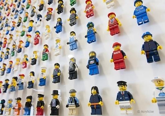 Lego art for Qubic Tax » Design You Trust – Design Blog and Community #lego