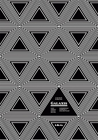 FFFFOUND! | Merdanchik.com #white #black #geometric #poster #and #triangles