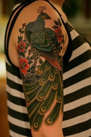 Idle Hand Tattoo #tattoo
