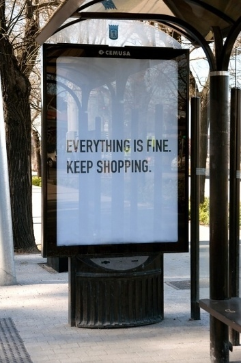 Street Advertising Takeover | Fubiz™ #shop