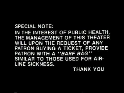 in the interest of public health | Flickr - Photo Sharing! #stills #advice #film