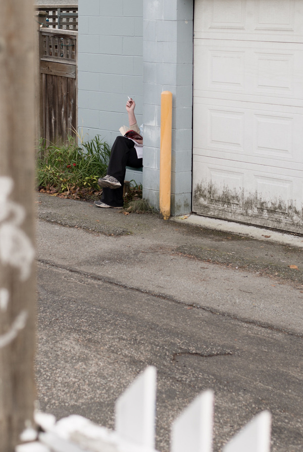 PHOTOGRAPHY Mitchell Clements #hidden #vancouver #photography #street #smoking