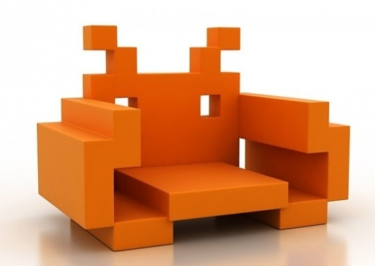 Dorothy_0002f-Space-Invader-Chair-540x384.jpg 540×384 pixels #chair #design #space #invaders #industrial