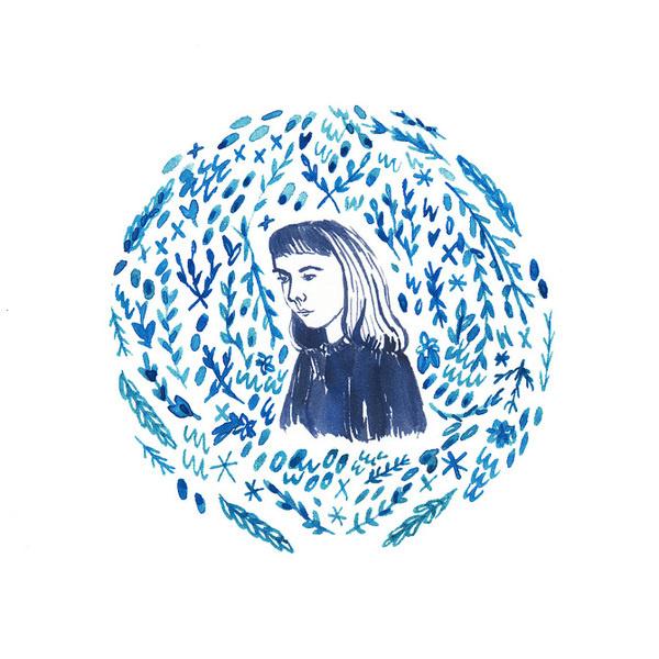 Drawings Tallulah Fontaine #illustration
