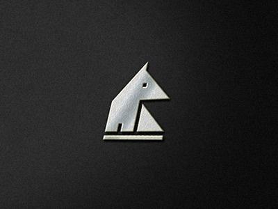 Geometric fox icon #logo #fox #house #home