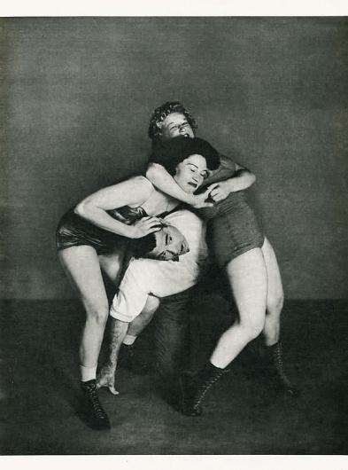 Darwination Scans #wrestling #ladies #wrestle #dempsey