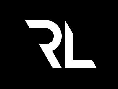 RL Personal Logo Design #branding #logo #identity