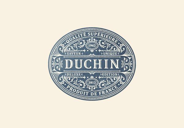 DUCHIN #typography
