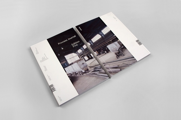 #processjournal #magazine #journal #publication #layout #type #cover #grid