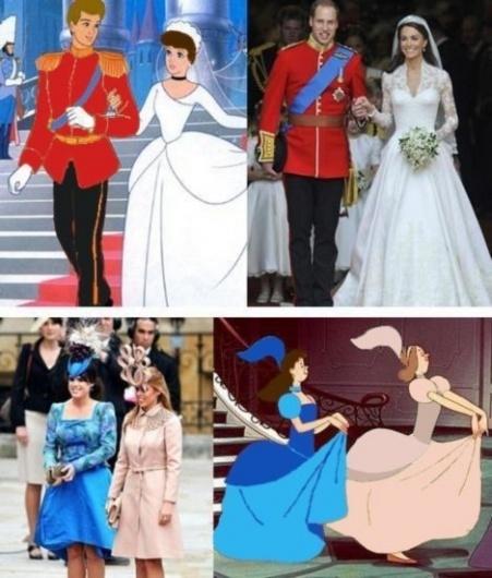 230288_10150242260280498_641710497_9024688_5331617_n.jpg (JPEG Image, 469x550 pixels) #wedding #princess #cinderella #royal