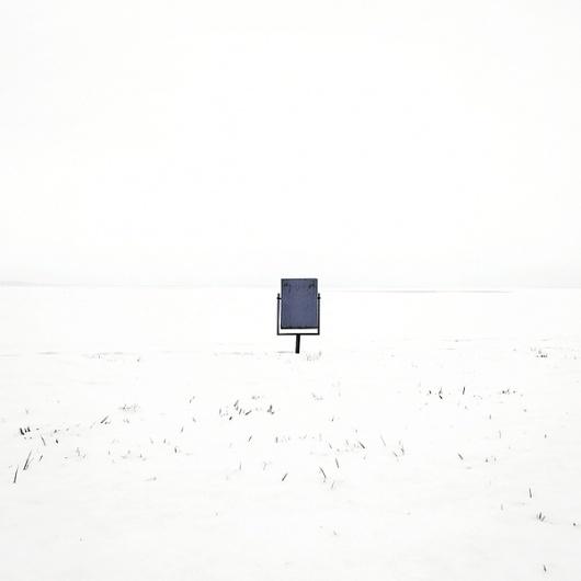 White #snow #photography #minimal