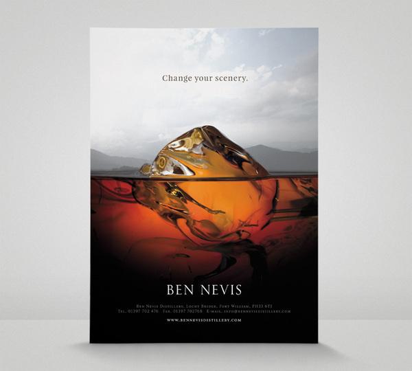 Ben Nevis Colin Bennett #mountain #whisky #ice #nevis #ben #cube