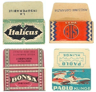 Razors #packaging
