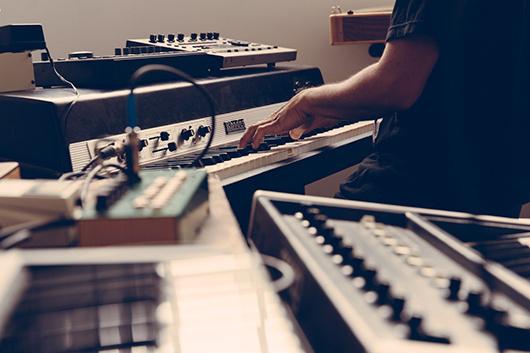 Shigeto Studio #studio #piano #shigeto #rodes