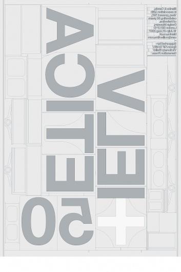 Blanka    Supersize #50 #build #of #years #poster #helvetica
