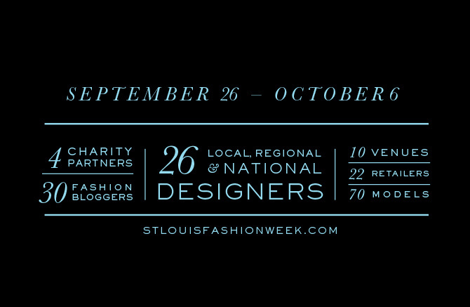 Saint Louis Fashion Week - Mary Frances Foster #mary #frances #foster