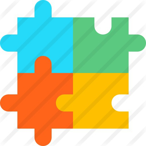 See more icon inspiration related to jigsaws, business and finance, puzzle pieces, puzzle game, plan, creativity, strategy, gaming, puzzle and pieces on Flaticon.