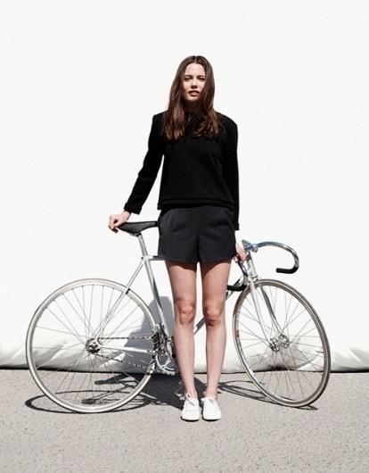 convoy #bike #girl