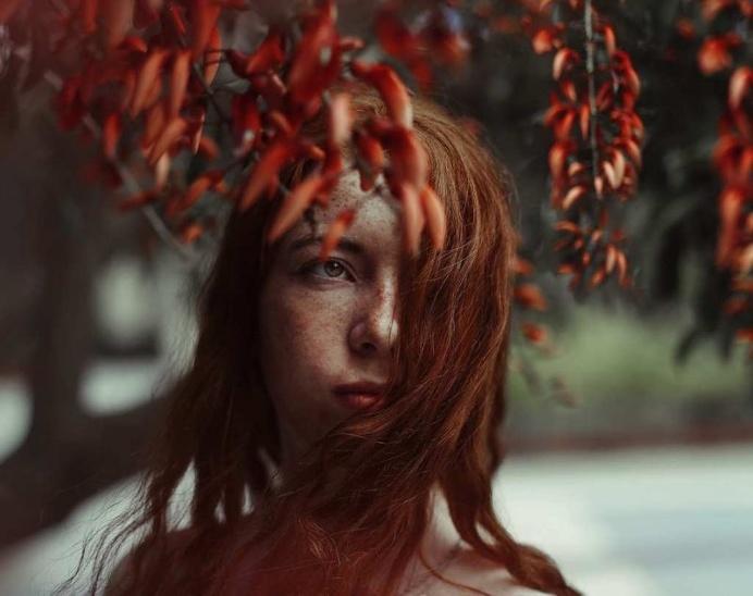 Beautiful Portraits by Sergio Heads