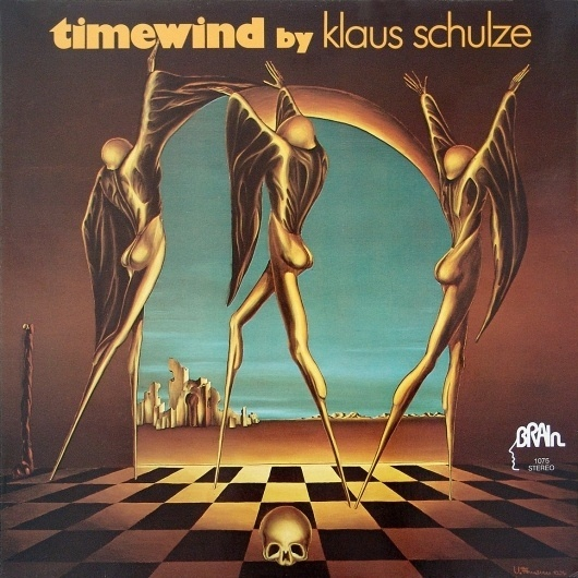 Sleevery : Klaus Schulze Timewind (Sleeve #2824)