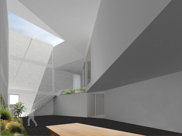 """Image Spark Image tagged """"3d"""" dmciv #renderings #ordos #courtyards #architecture #houses #100"""