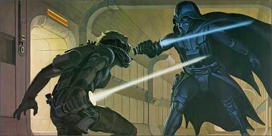 Google Image Result for http://markup.thekraemers.com/wp-content/uploads/2006/11/RalphMcQuarrie-3.jpg #ralph #starwars #concept #art #mcquarrie