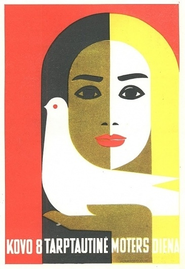 and if it's real #girl #russian #dove #poster #typography