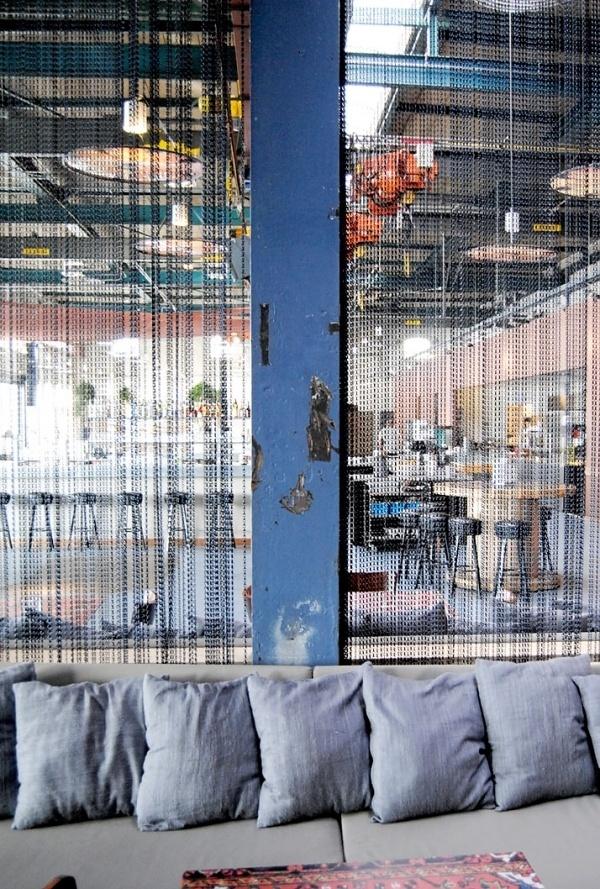 Stork Restaurant in Amsterdam, The Netherlands | Yatzer #interior #architecture