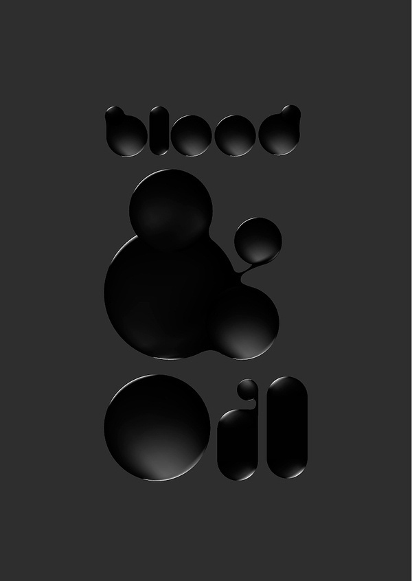 Blood #blood #oil