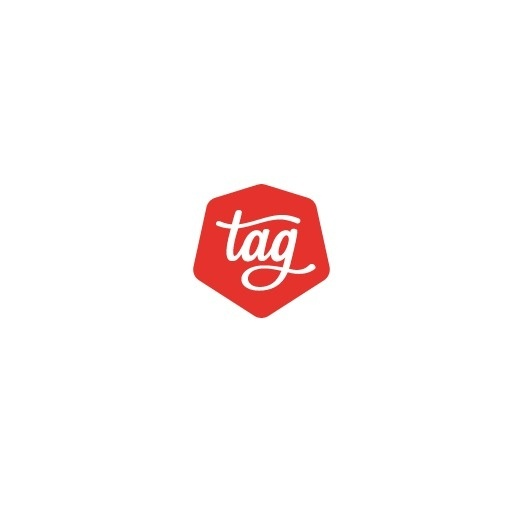TAG on the Behance Network #mark #logo #tag