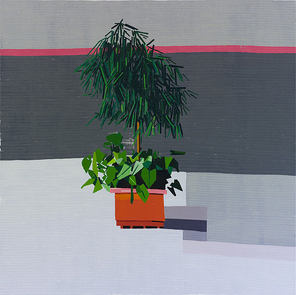 Guy Yanai Plants #yanai #guy #plants #painting