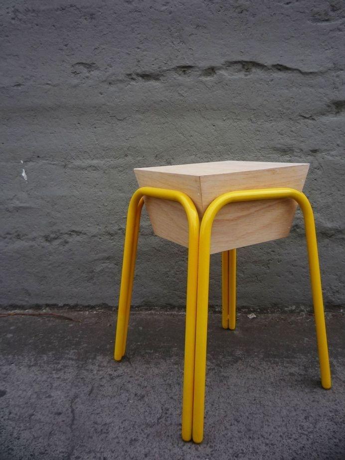 Pira Stool #furniture #design #chairs #stool
