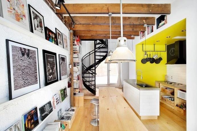 The Tire Shop Project by MARK + VIVI #interior #shop #gallery #design