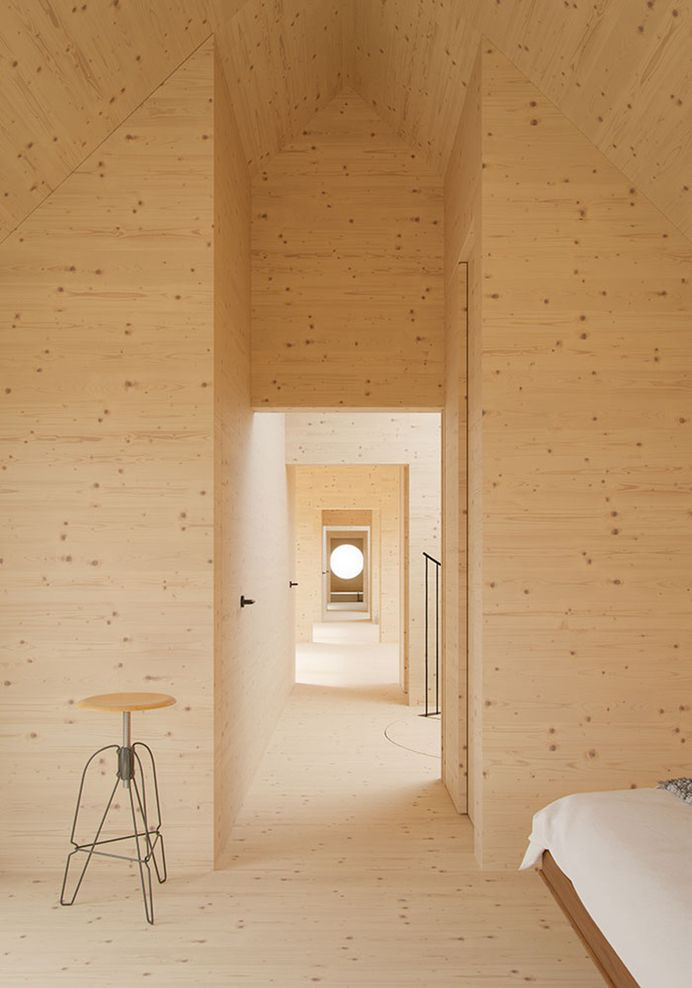 Dwelling by WOJR: Organization for Architecture