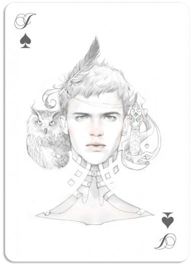 c09609c4998e238a3f92b66b91408492.png (PNG Image, 600×831 pixels) #card #illustration #playing