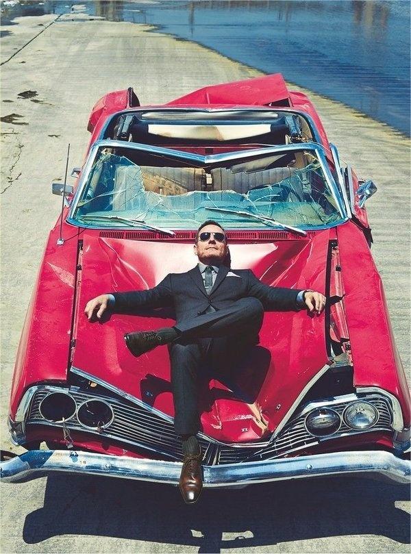 EFRAIN LABOY #red #car