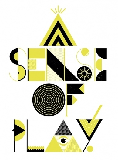 All sizes | A Sense Of Play | Flickr - Photo Sharing! #text #my #shirt #soul #type #kinda #typography