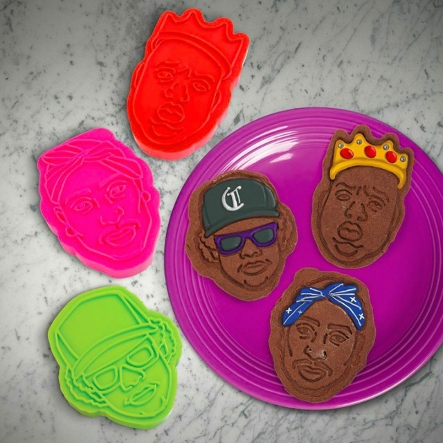 Baking with My Homies Cookie Stamps #tech #flow #gadget #gift #ideas #cool