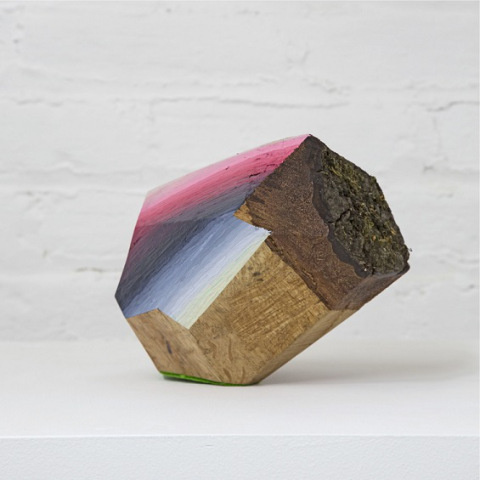 Victoria Wagner   PICDIT #wood #sculpture #color #art