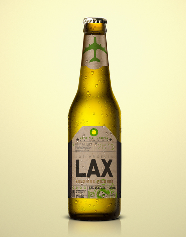 Around The World Beer Flight - LAX