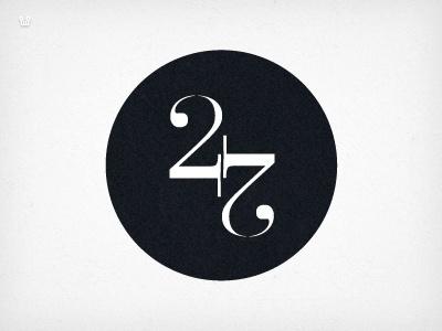 Pinned Image #logo #neat #minimal #247