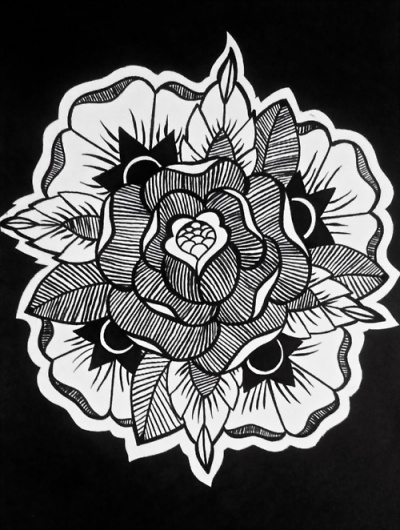 Likes | Tumblr #flower #illustration #nature #drawing